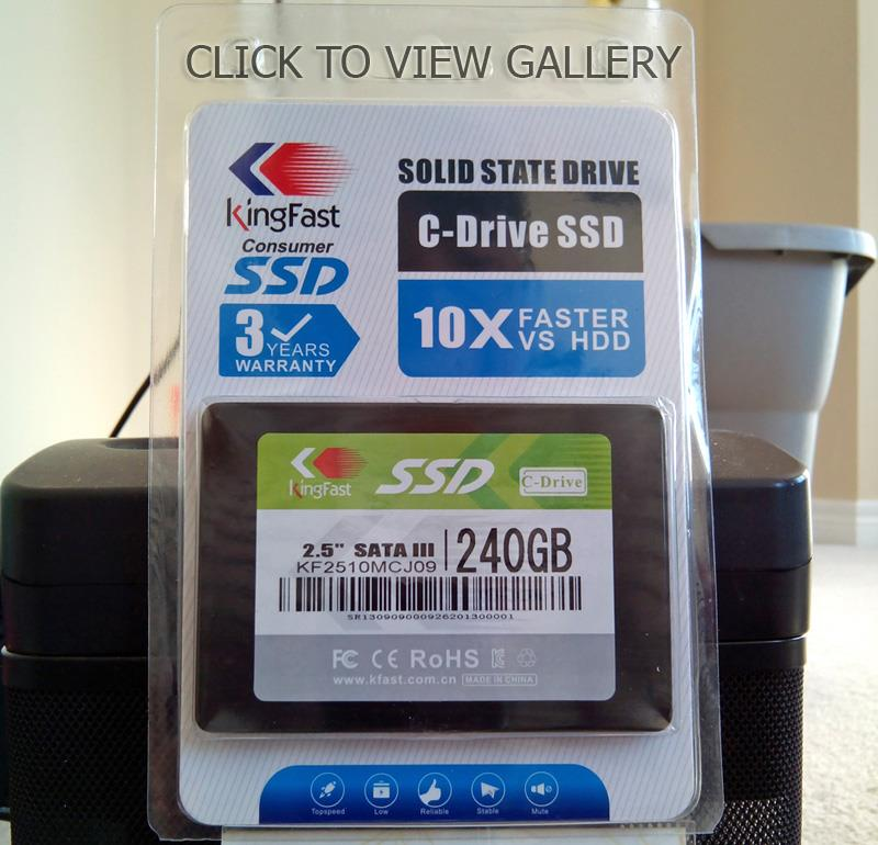 KingFast SSD Solid State Drive TOSHIBA JMicron