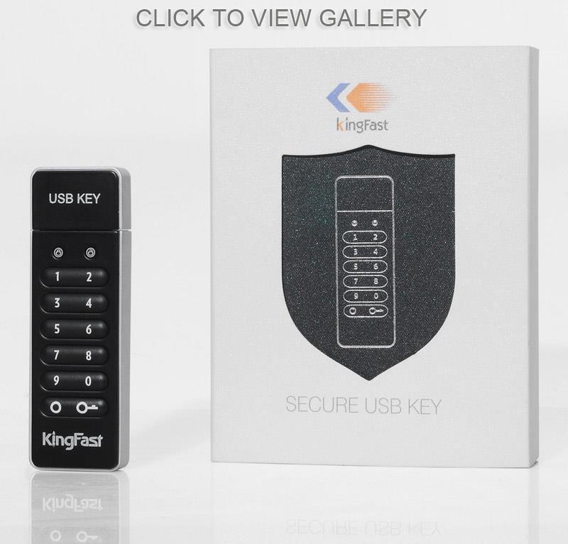 KingFast Encrypted USB Key