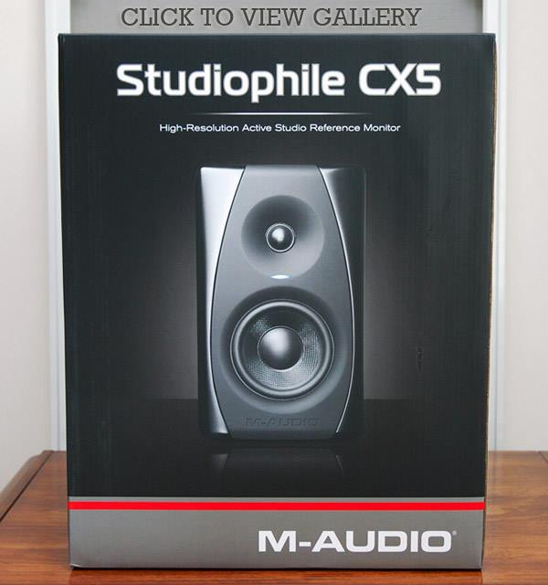 M-Audio Reference Monitors