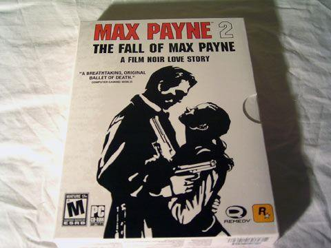 Modsynergy Com Review 107 Max Payne 2 The Fall Of Max Payne