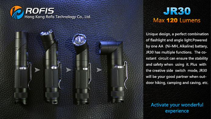 Rotating Flashlight