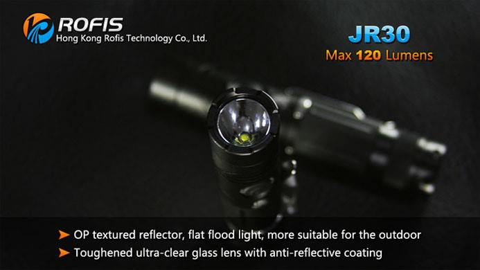 ROFIS LED Flashlight