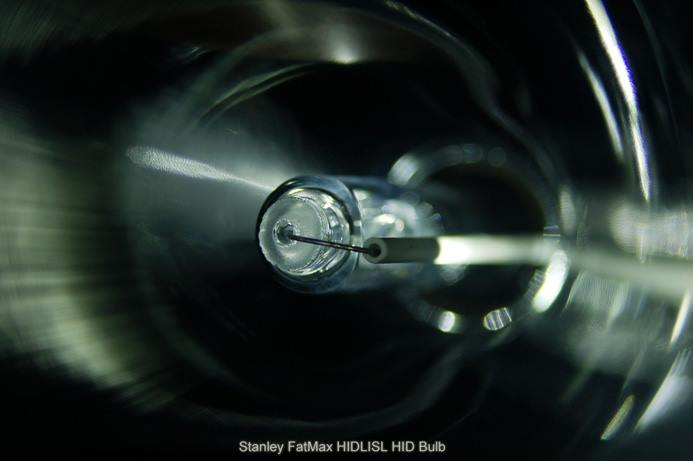 HID High Intensity Discharge Bulb