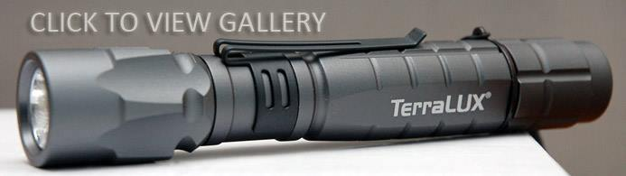 TerraLUX Flashlight LED