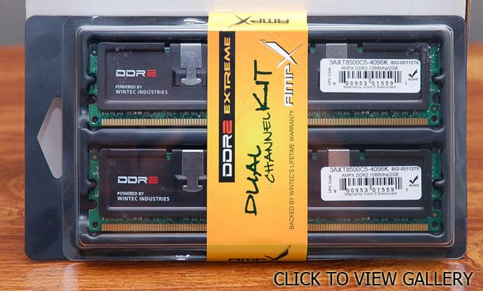 Wintec Industries AMPX DDR2