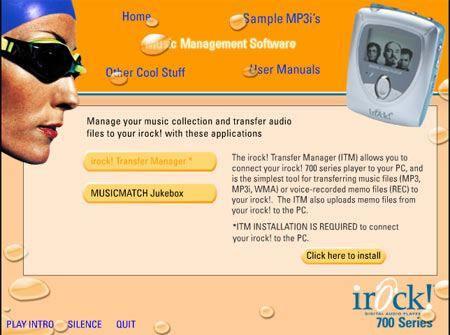 ModSynergy com - Review 63 - iRock 730i MP3 Player Review